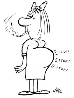 Humor - Info Tabac nº 13 - Febrero 2009