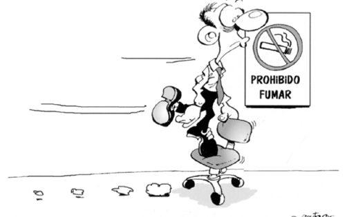 Humor - Info Tabac nº 18 - Mayo 2010