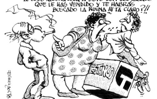 Humor - Info Tabac nº 19 - Julio 2010